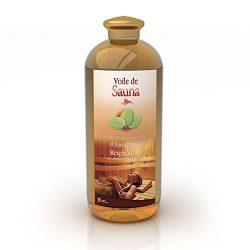 Sauna Fragrance based on pure Essential Oils – Eucalyptus – Respiratory – 1000ml