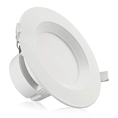 """TORCHSTAR 6"""" LED Recessed Downlight With Junction Box, 9W"""