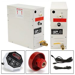 Mophorn 9KW Steam Generator Digital Display Home Spa Steam Room Sauna Generator for Home & C ...