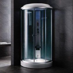 9090K Corner Steam Shower