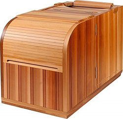 HEALTH MATE Ultimate Personal Infrared Sauna