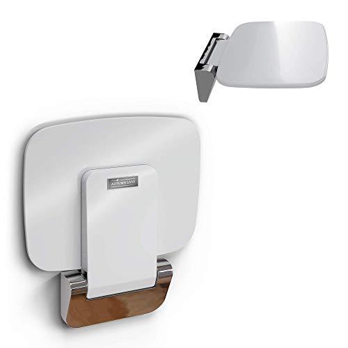 Stylish Folding Shower Seat Attachment Durable Foldable