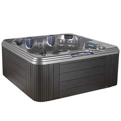 Essential Hot Tubs SS2140517817 Solara hot tubs, Black Winter Solstice