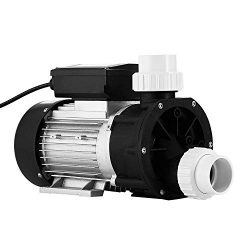 Happybuy SPA Circulation Pump 0.75HP 4910GPH for Hot Tub Whirlpool Bath Water