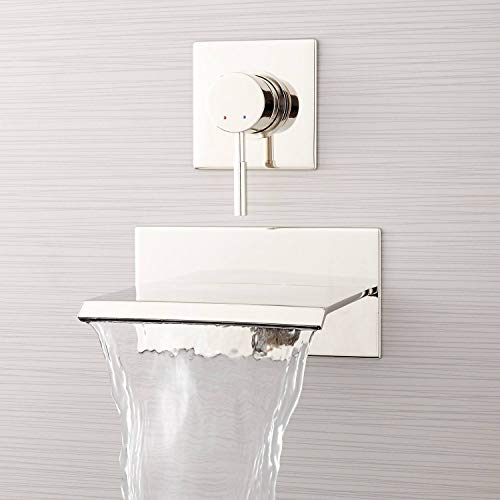 Signature Hardware 378997 Lavelle 6 1 2 Quot Waterfall Wall