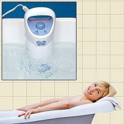 Luxury Bathtub Spa – Massaging Jets Whirlpool Bath by CloseoutZone