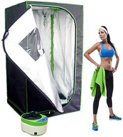 Sauna Rocket – Home Steam Sauna Kit for Recovery, Weight Loss, Relaxation