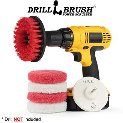 Cleaning Supplies – Outdoor – Fountain – Garden – Deck Brush – Pat ...