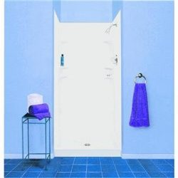 Mustee, E. L. 247WHT 30-48″ Shower Wall