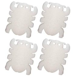Gekufa Oil Absorbing Sponge Spider Shaped Cleaning Sponge for Swimming Pool Hot tubs Spa, Absorb ...