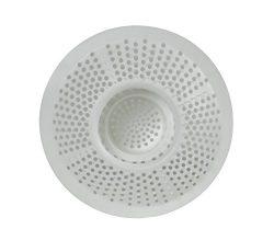 Evriholder Hairstopper 1pk, Plastic Drain Protector for Bathtubs & Showers, Pack of 1
