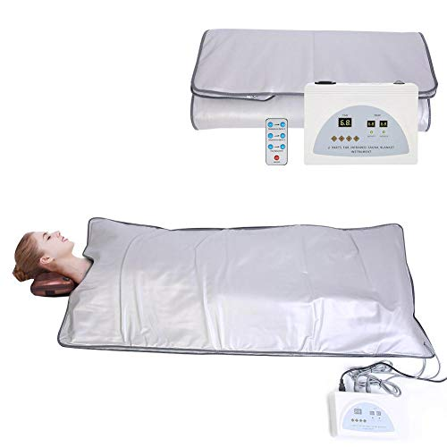 Body Shaper Weight Loss Far Infrared Sauna Blanket,Professional Detox Therapy Anti Ageing Beauty ...