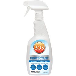 303 (30313-CSR) UV Protectant Spray for Vinyl, Plastic, Rubber, Fiberglass, Leather & More – ...