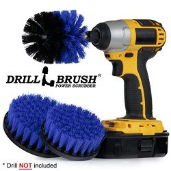 Drill Brush – Cleaning Supplies – Pool Accessories -Spin Brush – Hot Tub ̵ ...