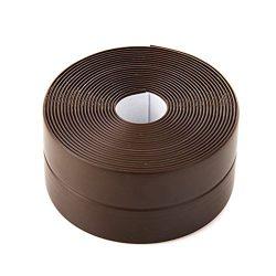 Daycount Counter Caulk Strip Seal for Bath Tub, Kitchen, Shower Toilet Wall Sealant, Kitchen Cor ...