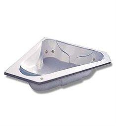 Corner Maximum Whirlpool tub