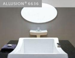 Jacuzzi Whirlpool ALL6636WCR4CHW ALL6636WCR4CHWusion Drop-In Tub