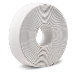 Zerodis PE Bathtub Caulk Strip Self Adhesive Waterproof Wall Sealing Tape Caulk Sealer Kitchen a ...