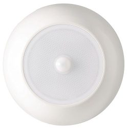 Mr. Beams MB990 UltraBright Wireless Battery Powered Motion Sensing Indoor/Outdoor LED Ceiling L ...