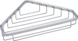 Delta Faucet 47100-ST Stainless Steel Large Corner Caddy