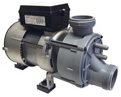 Whirlpool Bath Tub Jet Pump – 1hp, 9.5 amps, 115 volts w/ Cord and Air Switch