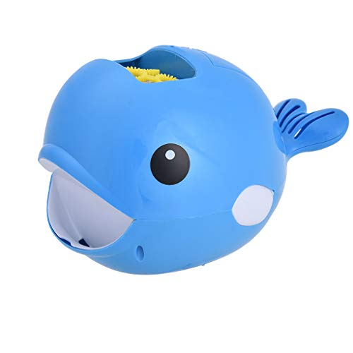 Iusun Bubble Machine Baby Tub Bath Toys Automatic Bubble Maker 2000+ Bubble Blower Play Bathing  ...