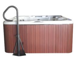Cover Valet – Spa Side Handrail – For All Hot Tub Spas