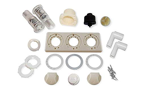 G17940 3 Position Control Panel Kit (Almond)