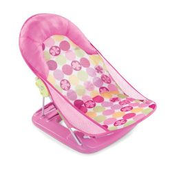 Summer Infant Deluxe Baby Bather, Pink