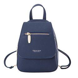 CCFAMILY Women's Messenger Bag Mini Bag Multifunction Bagpack Fashion Shoulder Bag