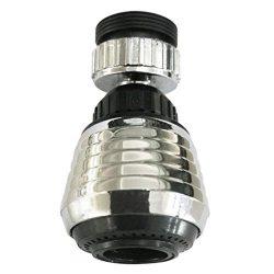 Inkach Faucet Sprayer – 360° Rotation Flexible Adjustable Kitchen Bathtub Sink Faucet Spra ...