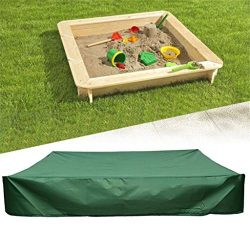 Flurries  Thick Sandbox Cover with Drawstring – Sandpit Cover – Pool Cover – H ...