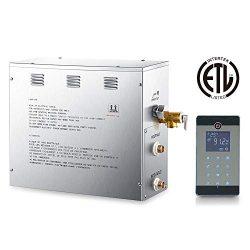 7.5 KW Sauna Steam Generator, Home Bathrom Steam Bath Generator for Home SPA(Steam Machine, Cont ...