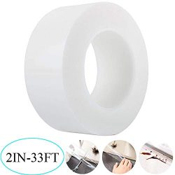 TYLife Caulk Strip Self Adhesive Waterproof Repair Tape for Bathtub Bathroom Kitchen Sink Basin  ...