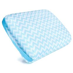 Kenley Hot Tub Booster Seat – Submersible Weighted Jacuzzi Spa Pillow – Washable Cus ...