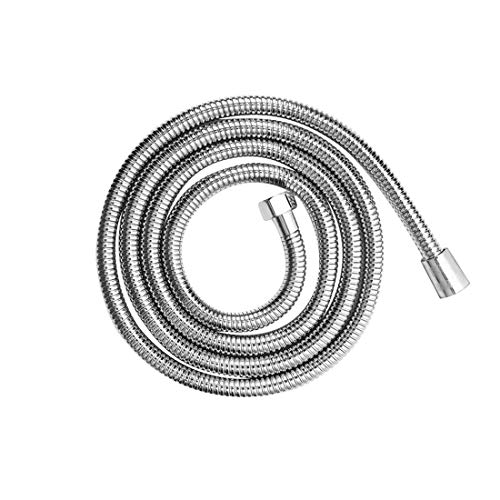 heavKin-Home Xtra-Long Shower Hose 79 Inches Extra Long Stainless Steel Handheld Shower Head Hos ...