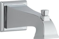Delta RP52148 Dryden Tub Spout – Pull-Up Diverter, Chrome
