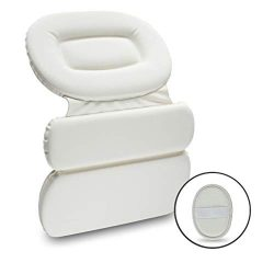 Simath Bath Pillow – Extra Large Soft Cushion for Any Size Tub, Jacuzzi. Nonslip Quick-Dry ...