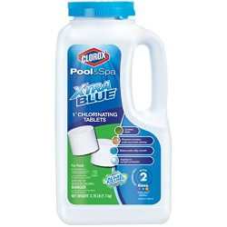 Clorox Pool&Spa XtraBlue 1″ Chlorinating Tablets 3.75 lb
