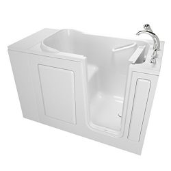 Safety Tubs SSA4828RS-WH 48″x28″ Right Hand Entry Series Soaker White