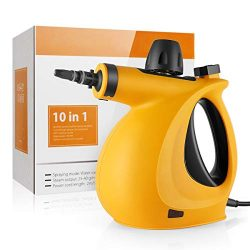 Pop V Unknown Handheld Pressurized Cleaner 9-Piece Accessory Set Purpose Multi-Surface All Natur ...
