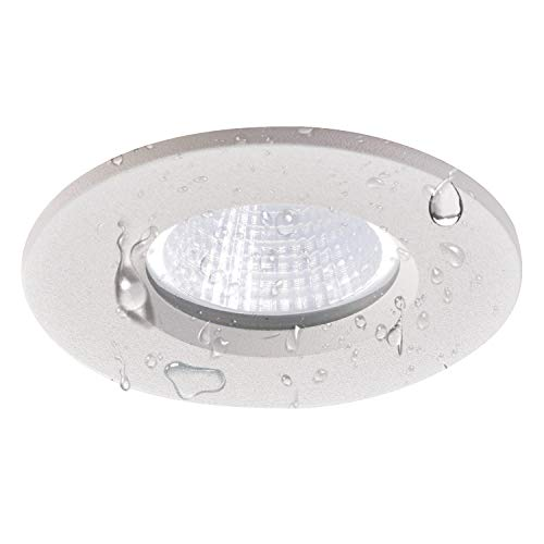 Obsess Dimmable Recessed Ceiling Down Light For Wet