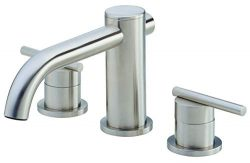Danze D305658BNT Parma Roman Tub Faucet Trim Kit, Brushed Nickel (Valve Not Included)