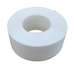 Bathtub Caulk Tape – Waterproof Self Adhesive Tub and Wall Sealing Tape Caulking Strip for ...