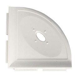 Metro Corner Soap Tray Questech 5 inch Bathroom Soap Holder | Wall Mounted Shower Caddy Soap Dis ...