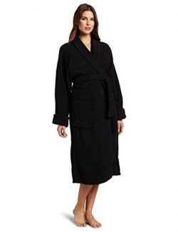 Superior Hotel & Spa Robe, 100% Premium Long-Staple Combed Cotton Unisex Bath Robe for Women ...