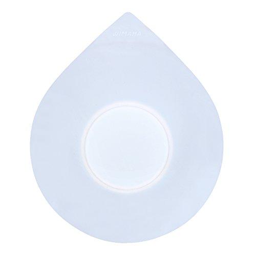 Wimaha Bathtub Tub Stopper Drain Cover, Universal Silicone Drain Stopper Plug for 1-1/2-4in Bath ...