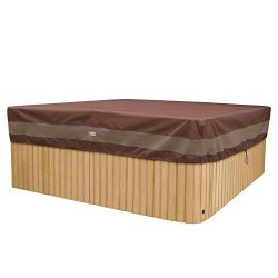 Duck Covers Ultimate Rectangle Hot Tub Cover 94″ x 84″