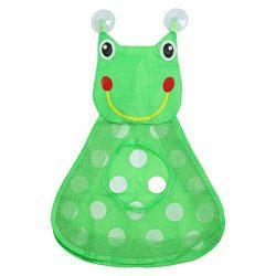 uxcell Bath Toy Organizer Keep Toys Dry Without -Tub Toy Storage – Quick Dry Bathtub Toy H ...