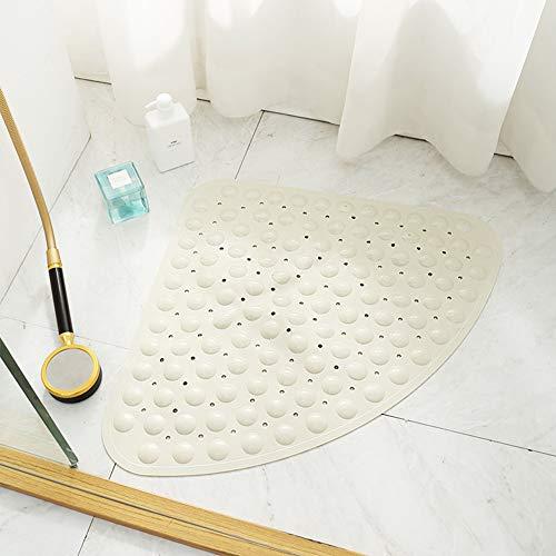 Eanpet Bath Mat Non-Slip Tub Shower Mats Bathtub Mat for Adult Kids, Machine Washable (Triangle, ...